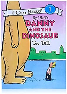 """- Hot 21*28.5cm """"I Can Read"""" Danny and The Dinosaur Series Children English Picture Books Kids Classic books bedtime story..."""