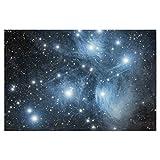 artboxONE Poster 30x20 cm Natur Die Plejaden - Messier 45