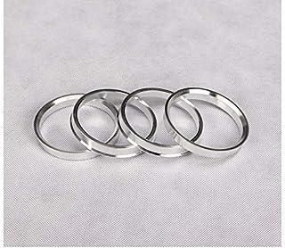 cadeau 70.0-63.3 spigot rings set de 4 pour roue alliage hub centric wheel spacer