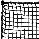 Aoneky Red de Práctica de Golf - Red de Entrenamiento Grande de 3M×4,5M, Red para Practicar Golf Béisbol Hockey, Red de Barrera de Entrenamiento, Deportes al Aire Libre, Equipos Accesorios Deportivos