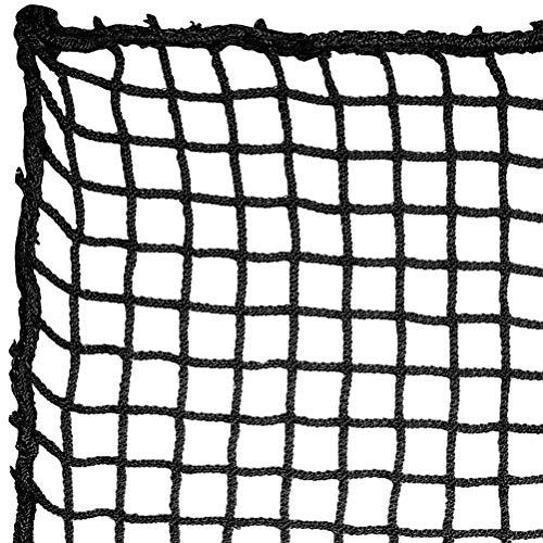 Aoneky Golf Sports Practice Barrier Net, Golf Ball Hitting Netting, Golf High Impact Net, Heavey Duty Golf Containment Net, 15 x 15 Ft