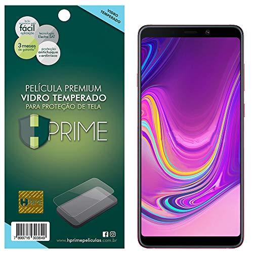 Película de Vidro Temperado 9h para Samsung Galaxy A9 2018, Hprime, Película Protetora de Tela para Celular, Transparente