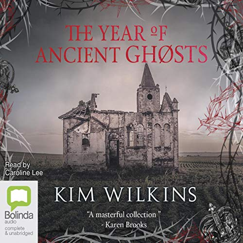 The Year of Ancient Ghosts cover art