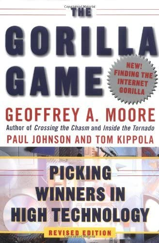 The Gorilla Game Revised Edition Picking Winners in High Technology product image