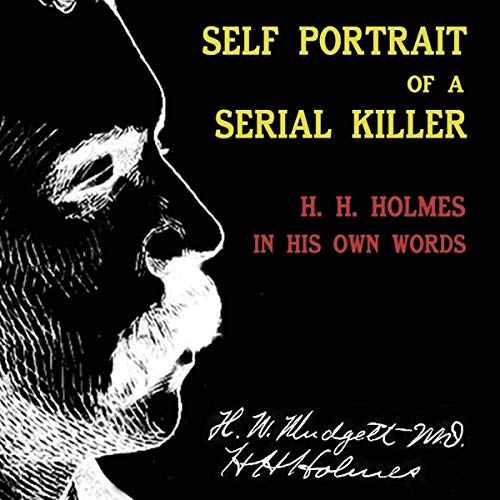 Self Portrait of a Serial Killer cover art