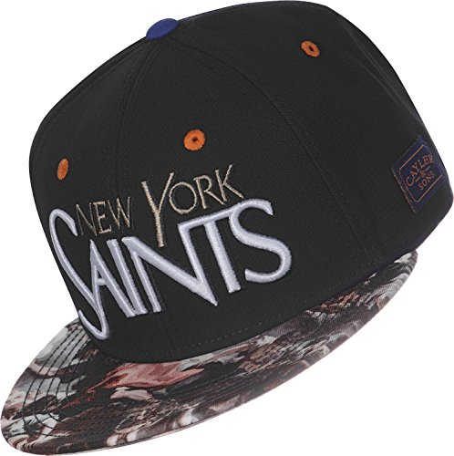 Cayler and Sons NY Saints Cap Black MC