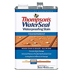 THOMPSONS Transparent Stain Review
