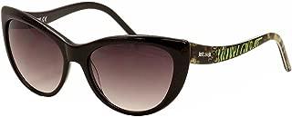 Women's Cat Eye Black Sunglasses