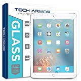 Tech Armor Premium Ballistic Glass Screen Protector for Apple iPad Pro 9.7-inch (2016/2017) [1-Pack]
