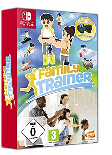 Family Trainer (inkl. Beingurte) [Nintendo Switch]
