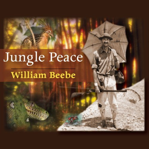 Jungle Peace audiobook cover art