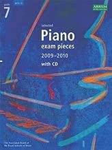 Selected Piano Exam Pieces 2009-2010,  Grade 7