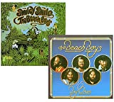 Smiley Smile / Wild Honey - Big Ones / Love You - The Beach Boys 2 CD Album Bundling
