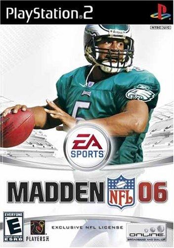 Madden NFL 2006 - PlayStation 2