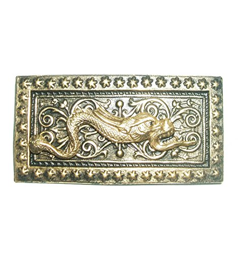 DRAGON Industry No. 1 Brooch Pin Style Victorian security