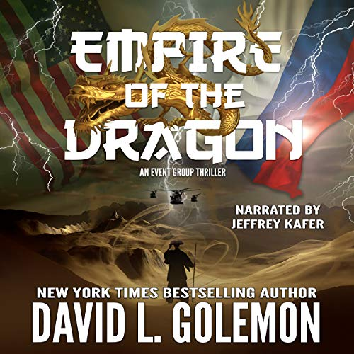 Empire of the Dragon: An EVENT Group Thriller Titelbild