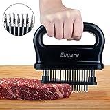 Eligara 肉たたき 48本刃 肉筋切り器 ミートテンダライザー
