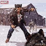 Mezco Toys One:12 Collective: Marvel Logan Action Figure