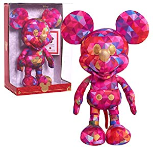 Limited Edition Disney Kaleidoscope of Color Mickey Mouse Plush, Amazon Exclusive - 512RVlyUI9L - Limited Edition Disney Kaleidoscope of Color Mickey Mouse Plush, Amazon Exclusive