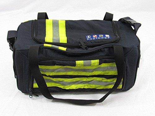 hupfbags® Sport- / Bekleidungstasche Gr. S, blau, Überrasch mich!'