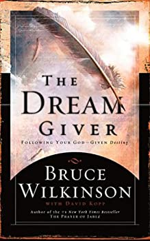Paperback Dream Giver Book