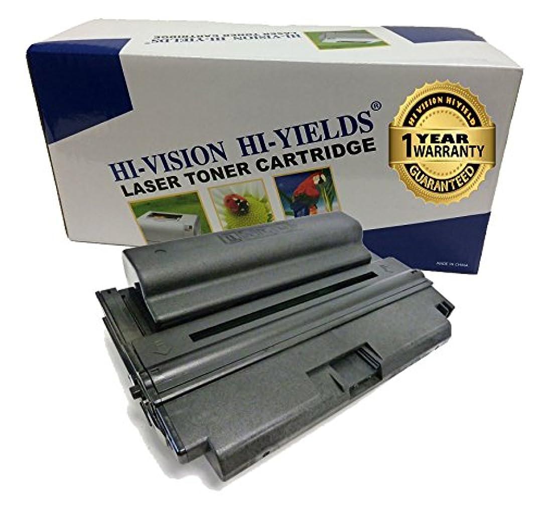 HI-VISION Compatible MLT-D206L Toner Cartridge Replacement for Samsung SCX-5935 series Laser Printer (206L Black 1 Pack)