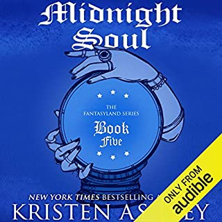 Midnight Soul cover art