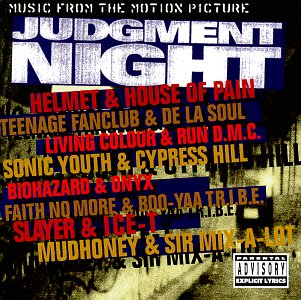 Judgment Night-Movie Soundtrack