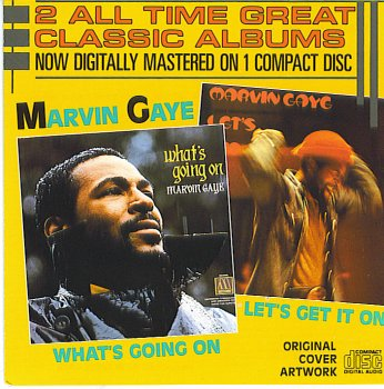 What's Going On/Let's Get It On (UK Import)