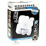 Wonderbag Allergy Care - Sacchetti per aspirapolvere Rowenta (confezione da 4)