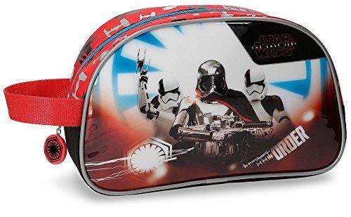 Star Wars The Last Jedi Neceser de Viaje, 26 cm, 4.58 litros