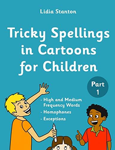 Tricky Spellings in Cartoons for Children: 1