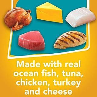 Purina Friskies Tasty Treasures Adult Wet Cat Food Variety Pack للبيع