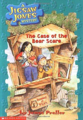 The Case of the Bear Scare (Jigsaw Jones Mystery)の詳細を見る