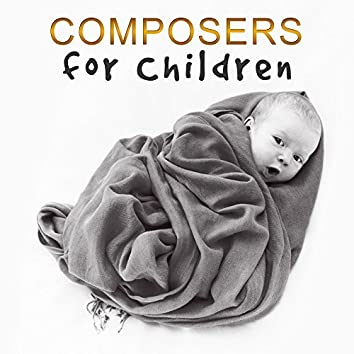 Composers for Children – Classical Music for Kids, Fun with Classical Music, Chopin, Mozart, Beethoven, Bach Famous Classical Composers for Children