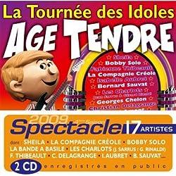 Age Tendre La Tournée Des Idoles Vol.4