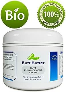 Natural Butt Enhancement Cream for Women and Men – Plump Booty Enhancer Lotion..