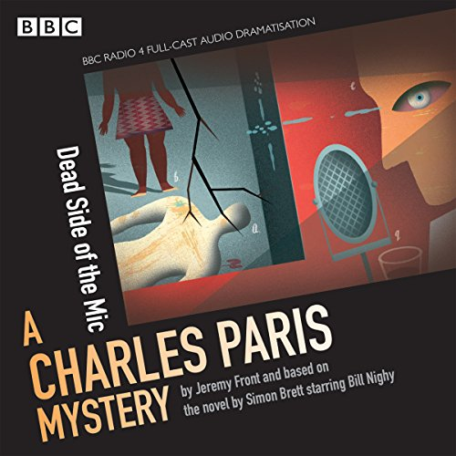 Charles Paris: The Dead Side of the Mic audiobook cover art