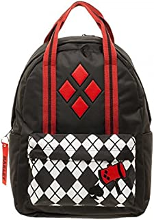 DC Comics Harley Quinn Pocket w/Top Handle Backpack