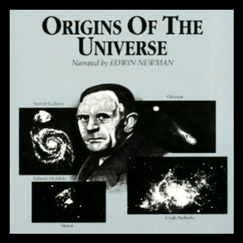 Origins of the Universe audiobook cover art