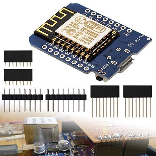 XCSOURCE® ESP8266 D1 Mini NodeMcu LUS Módulo inalámbrico WiFi...