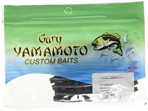 ゲーリーヤマモト(Gary YAMAMOTO) ルアー ヤマセンコー 4インチ 9S-10-306
