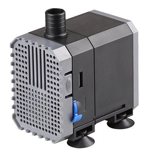 SunSun CHJ-500 Eco Aquariumpumpe Filterpumpe 500l/h 7W Pumpe Aquarium Filter