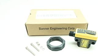 BANNER QS30LDQ World-Beam Diffuse-Mode Laser SENSORS 10-30V-DC