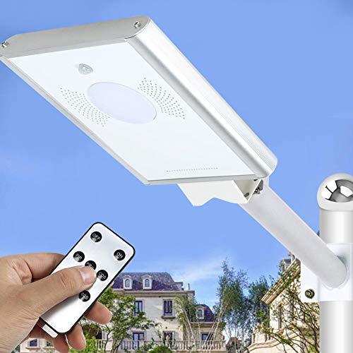Leftwei Luz de energía Solar, luz LED de 100LED 15W, para Patio, Patio, terraza, jardín, Carpa, pérgola, toldo, Paraguas