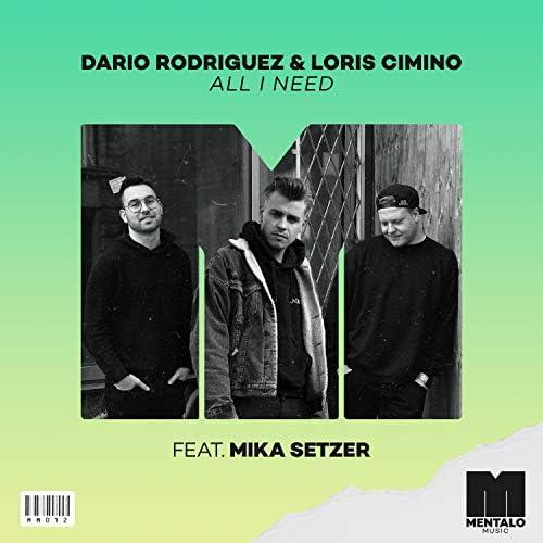 Dario Rodriguez & Loris Cimino feat. Mika Setzer