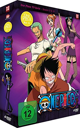 One Piece - TV Serie - Vol. 11 - [DVD]