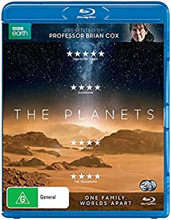 The Planets (2019): Season 1 - [2 Disc] (Blu-ray)