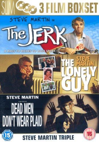 The Lonely Guy/ Dead Men Don'T Wear Plaid/ The Jerk [3 DVDs] [UK Import]