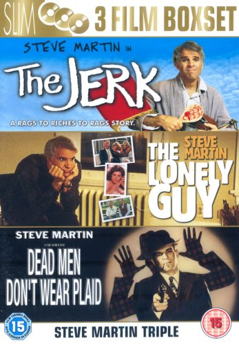 The Lonely Guy/ Dead Men Don'T Wear Plaid/ The Jerk [3 DVDs] [UK Import]